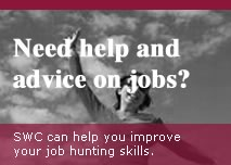 SWC offer job skills help